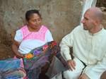 Pater Pjotr bei seinem missionarischen Einsatz in Campeche