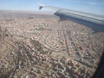Im Landeanflug auf El Alto