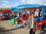 Wochenendmarkt in El Alto
