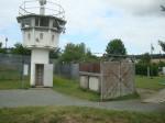 An der ehem. innerdeutschen Grenze in Mödlareuth / Bayern. Foto: Vallendar/IMEGS