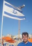 In Israel hat der Jurist und Softwareberater Eduardo Martínez Moriano beruflich Fuß gefasst. (Foto: Vallendar)