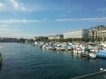Traumlage am Genfer See (Foto: Hannemann)