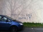 Grafitti in Berlin (Foto: TC)